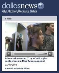 Texas Dallas Morning News