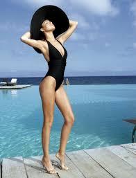 high cut leg swimsuit