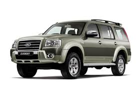 ford endeavour price
