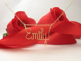 emily necklace