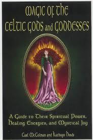 celtic gods and goddess