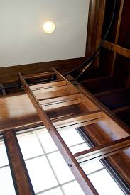 ladder rail