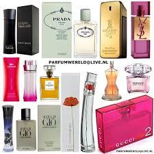 merk parfum