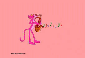 pink panther animated