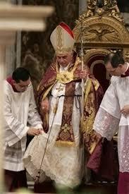 pope vestments