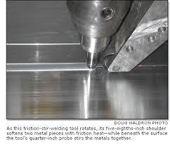 friction stir welding tools