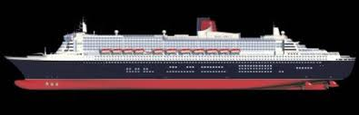 queen mary 2 plans