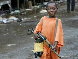 children soldier