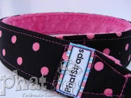 pink camera strap