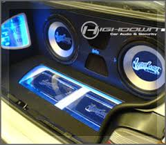golf car audio