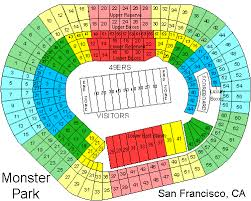 49ers ticket