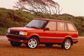 1997 range rover hse