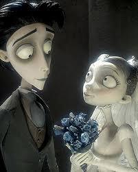 tim burton bride