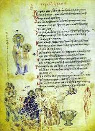 chludov psalter