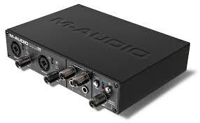 m audio interface