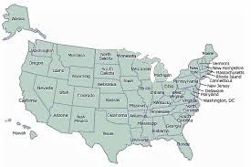 american states capitals
