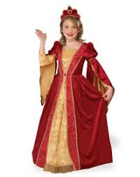 girls medieval costumes