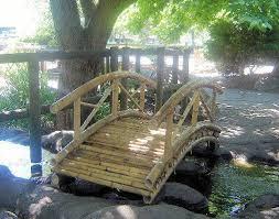 backyard bridge