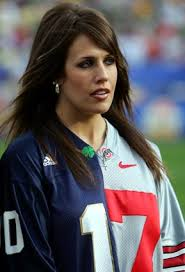 Brady Quinns sister Laura