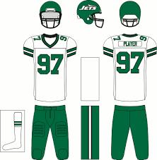 jets uniforms