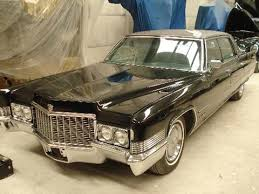 old cadillac car