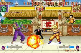 dbz arcade game