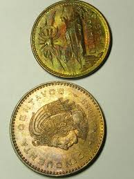 mexicans coins
