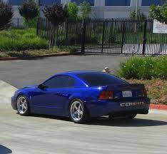 mustang svt wheels
