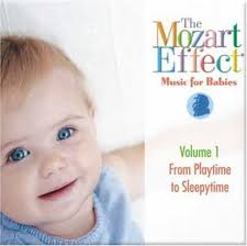 music for the mozart effect