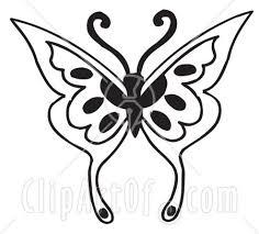 cartoon pictures of butterflies