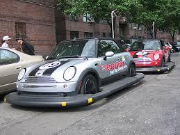 mini cooper bumper