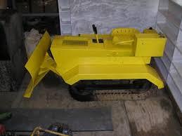 mini bulldozers