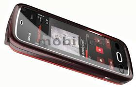 new nokia touch