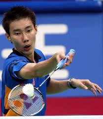 lee chong wei racket