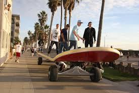 rob dyrdek big skateboard