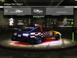 need for speed 2 cars