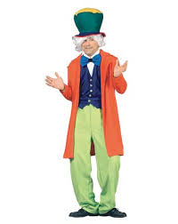 mad hatter costume mens