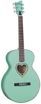 jj heart guitars