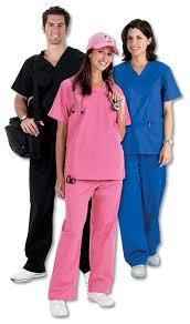 uniformes enfermeras
