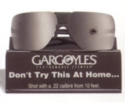 gargoyles sun glasses
