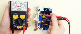 electrician testing