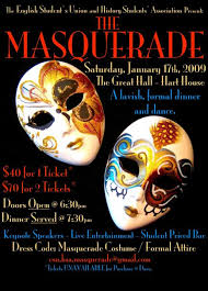 masquerade wear