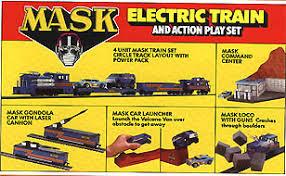 mask tv series