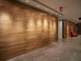 oak wood paneling