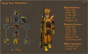 warlock clothing