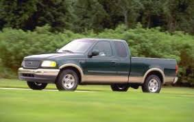2000 ford f150 extended cab