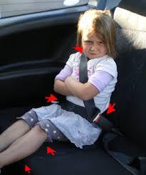 child seatbelt