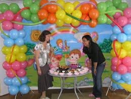 decoracion globos baby shower