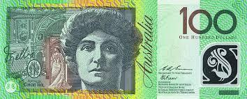 $100 australian note