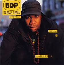 Boogie Down Productions - Blackman In Effect